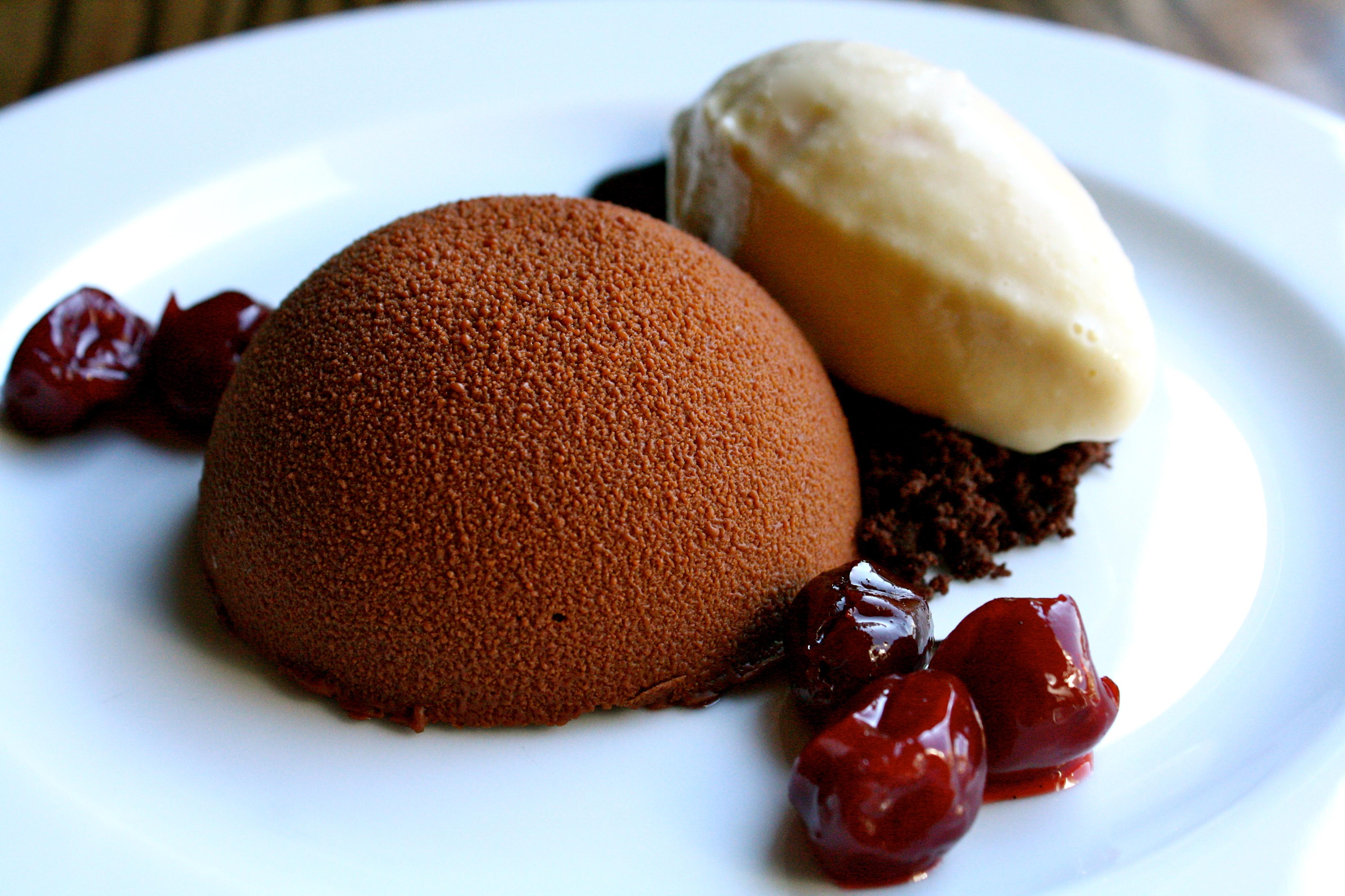 chocolate cherry cordials chocolate cherry shortcakes cherry chocolate ...